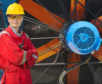 Modern developments of highperformance industrial fans