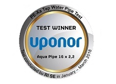 Uponor Aqua Pipe